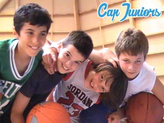 Stage basket, la colo sportive