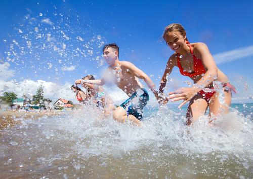 L'été approche, les vacances au bord de mer seront les plus rafraîchissantes !